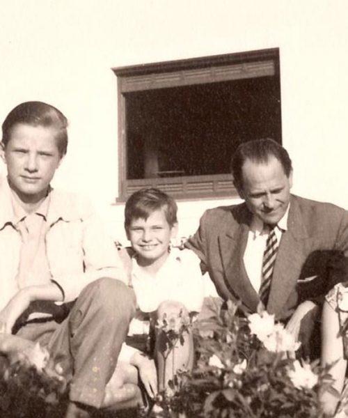 Ana, Artur e filhos_1