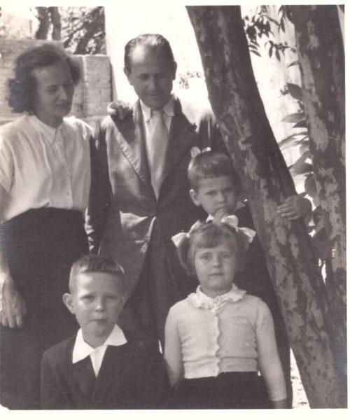 Ana, Artur e filhos_2