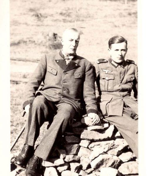 Sigmund e Wolfgang.