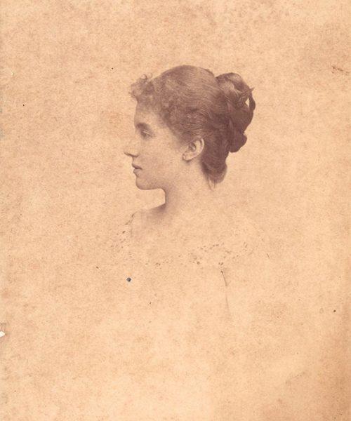 Lydia Conrad, mãe de Sigmund (pai  de Ana Primavesi)