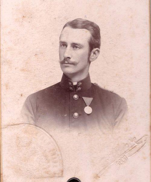 Artur Primavesi, sogro de Ana quando jovem