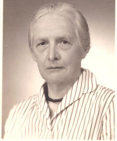 Clara Conrad.